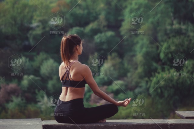 stock photo healthy lifestyle yoga meditation wellness doing yoga yoga position outdoors yoga nature yoga morning yoga e4e8a837 026a 4e66 a91b 54e076fb4a84